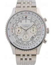 Krug-Baumen 600301DSA Mens Air Traveller Diamond Automatic Watch