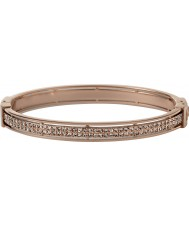 Fossil JF00104791 Ladies Vintage Glitz Rose Gold Bangle