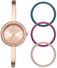 Elle ELL27004 Ladies Ternes Watch and Bezels Gift Set