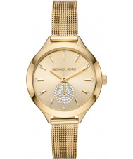 Michael Kors MK3920 Ladies Slim Runway Watch