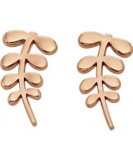 Orla Kiely E5158 Ladies Buddy Earrings