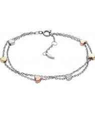 Fossil JF02854998 Ladies Bracelet