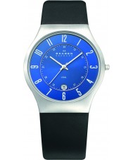 Skagen 233XXLSLN Mens Klassik Blue Black Watch