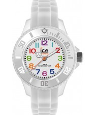 Ice-Watch MN.WE.M.S.12 Ice-Mini White Silicone Strap Watch