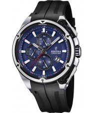 Festina F16882-2 Mens 2015 Chrono Bike Tour De France Black Watch