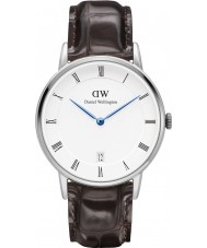 Daniel Wellington DW00100097 Dapper 34mm York Silver Watch