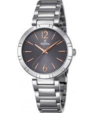 Festina F16936-2 Ladies Mademoiselle Silver Steel Bracelet Watch