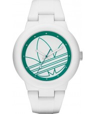 Adidas ADH3108 Ladies Aberdeen White Silicone Strap Watch