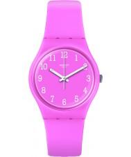 Swatch GP156 Ladies Pinkway Watch