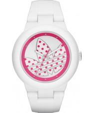 Adidas ADH3051 Aberdeen White Silicone Strap Watch
