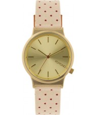 Komono KOM-W1837 Wizard Print Series Polkadot Sands Watch