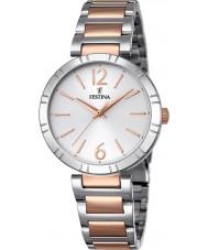 Festina F16937-2 Ladies Mademoiselle Two Tone Bracelet Watch