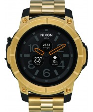 Nixon A1216-501 Mens Mission SS Smart Watch