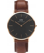 Daniel Wellington DW00100124 Classic Black St Mawes 40mm Watch