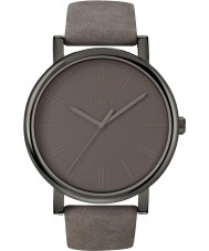 Timex T2N795 Mens All Grey Classic Round Watch