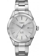 Timex TW2P77200 Mens Elevated Classic Silver Steel Bracelet Watch