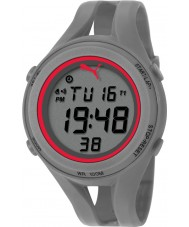Puma PU911171003 Air III Cool Grey Silicone Strap Chronograph Watch