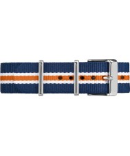 Timex TW7C07200 Weekender Fairfield Multicolour Nylon Strap