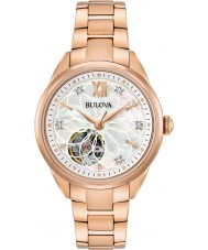 Bulova 97P121 Ladies Automatic Watch
