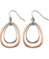 Fiorelli E4940 Ladies Elevated Forms Earrings