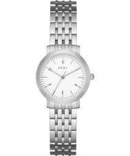 DKNY NY2509 Ladies Minetta Silver Steel Bracelet Watch