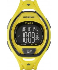 Timex TW5M01800 Ironman 150-Lap Full Size Sleek Yellow Resin Strap Watch