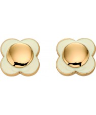 Orla Kiely E5160 Ladies Daisy Earrings