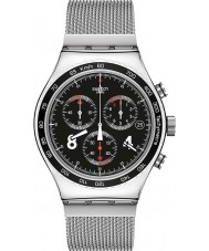 Swatch YVS401G Irony Chrono Blakie Watch