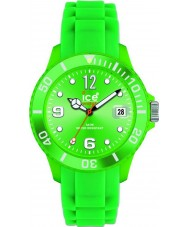 Ice-Watch SI.GN.S.S.12 Sili Green Small Dial Watch
