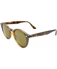 Ray-Ban RB2180 49 Highstreet Dark Havana 710-73 Sunglasses