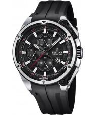 Festina F16882-4 Mens 2015 Chrono Bike Tour De France Black Watch