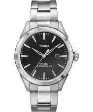 Timex TW2P77300 Mens Elevated Classic Silver Steel Bracelet Watch