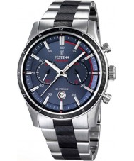 Festina F16819-1 Mens Tour of Britain 2015 Dual Tone Chronograph Watch
