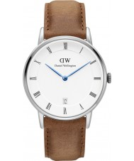 Daniel Wellington DW00100114 Dapper 34mm Durham Silver Watch