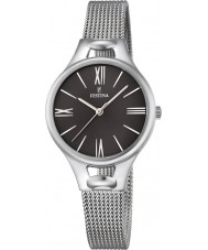 Festina F16950-2 Ladies Mademoiselle Silver Steel Bracelet Watch