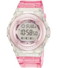Casio BG-1302-4ER Ladies Baby-G Chronograph Pink Watch