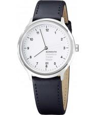 Mondaine MH1-R2210-LB Helvetica No 1 Regular Watch