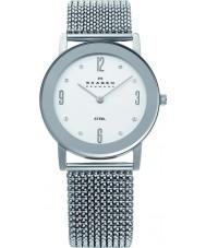 Skagen 39LSSS1 Ladies Klassik Silver Steel Bracelet Watch