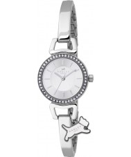 Radley RY4071 Ladies Aldgate Silver Stee Half Bangle Watch
