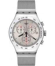 Swatch YVS405G Irony Chrono Silverish Watch