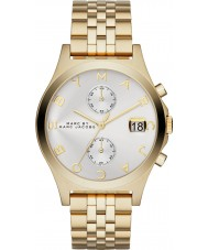 Marc Jacobs MBM3379 The Slim Chrono Ladies Gold Watch