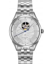 Roamer 550661-41-22-50 Mens Swiss Matic Silver Steel Bracelet Watch