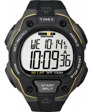 Timex T5K494 Mens Ironman Classic Black Resin Strap Watch