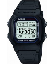 Casio W-800H-1AVES Collection Classic Digital Chronograph Watch