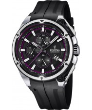 Festina F16882-6 Mens 2015 Chrono Bike Tour De France Black Watch
