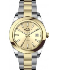 Rotary GB00151-03 Mens Two Tone Automatic Watch