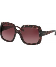 Michael Kors MK2036 55 Harbor Mist Merlot Mosaic 32138H Sunglasses