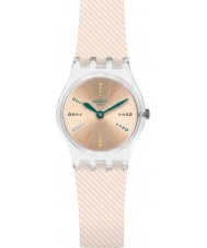 Swatch LK372 Ladies Quadretten Watch