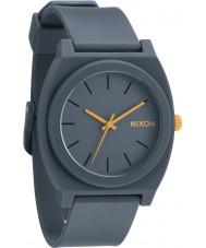 Nixon A119-1244 Time Teller P Matte Steel Grey Watch
