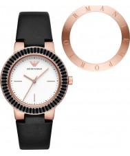 Emporio Armani AR80027 Ladies Watch and Bezel Gift Set